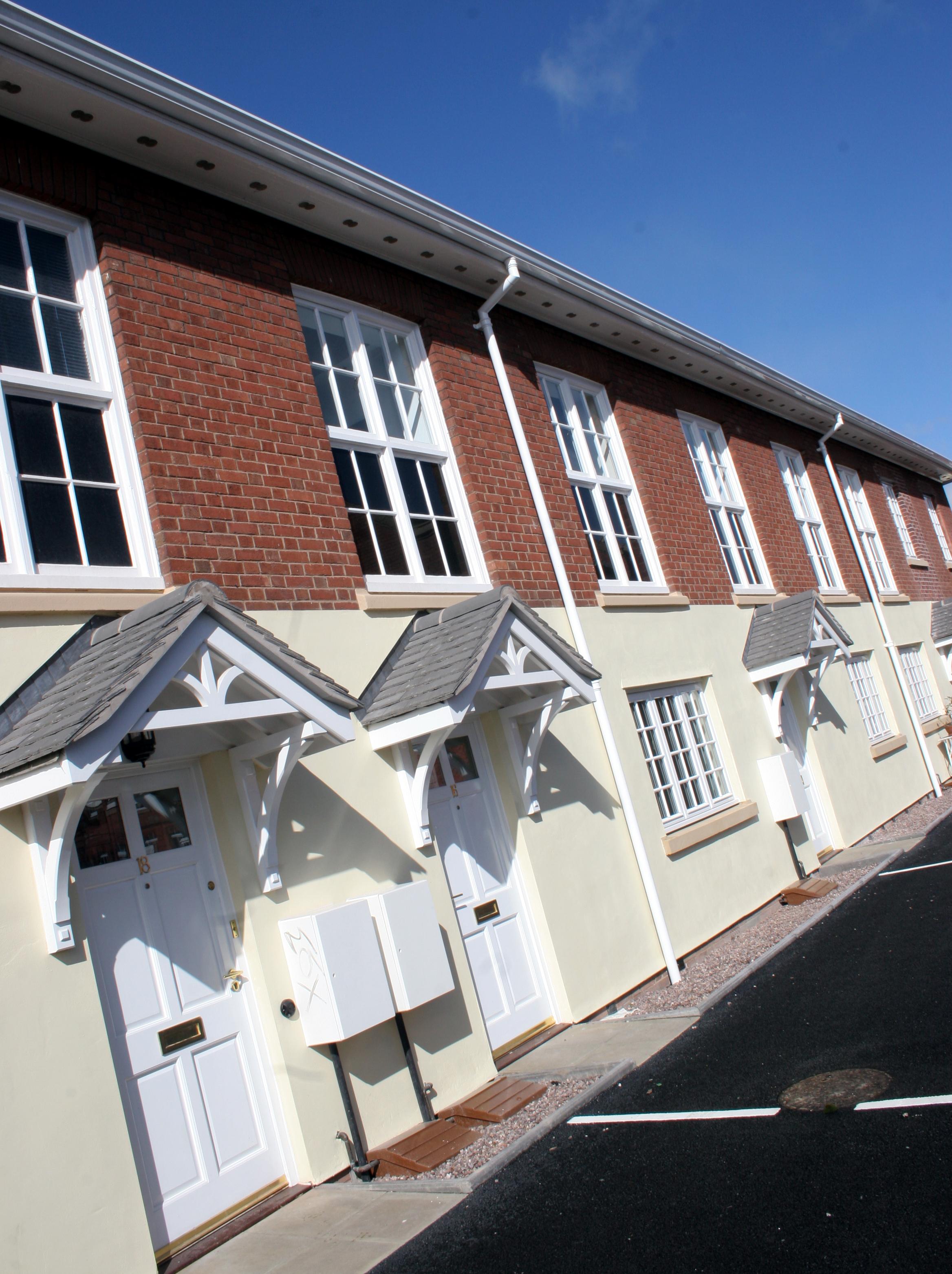 Beresford gardens morris homes for Morris home